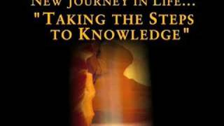 Taking the Steps to Knowledge