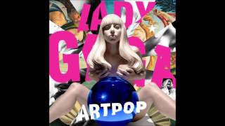 Lady Gaga ARTPOP (Album) 1.Aura 2013.