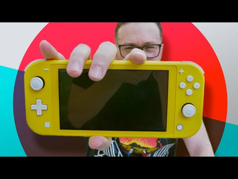 The only reason to get a Switch Lite