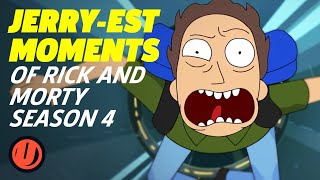 Rick and Morty: The Jerry-est Moments Of Season 4