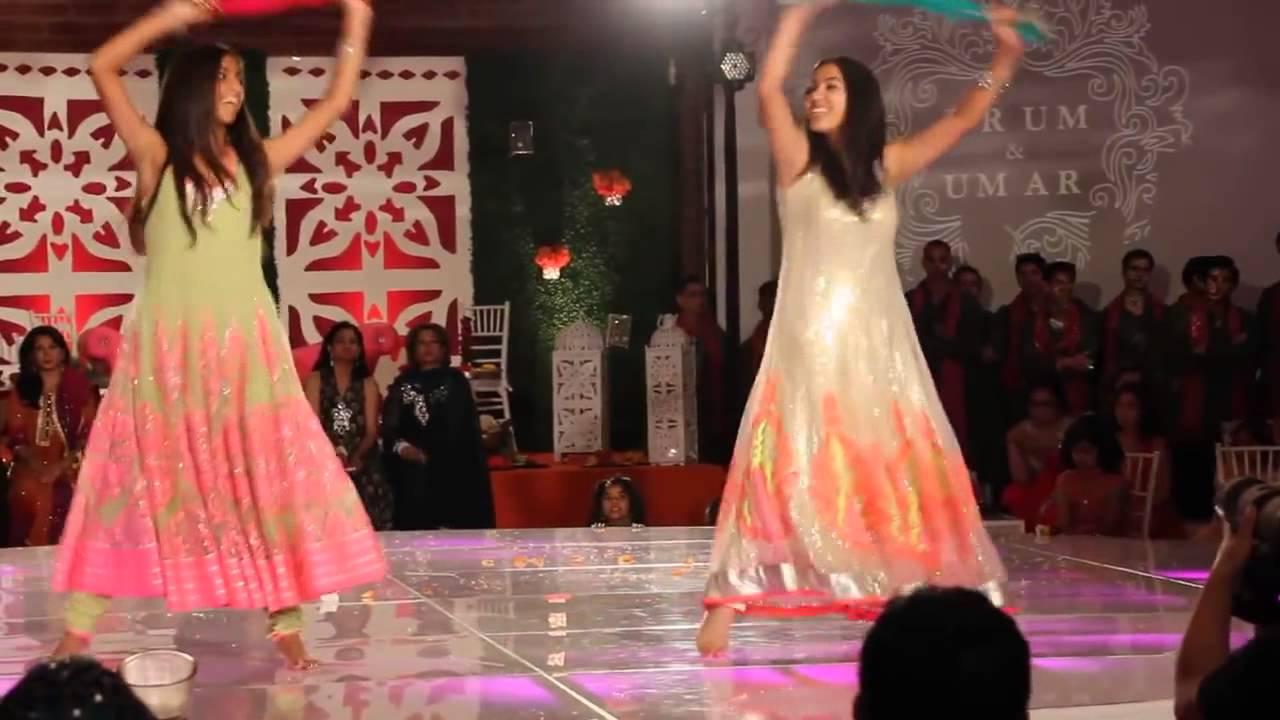 Pakistani Wedding Dance Videos