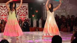 Pakistani shadi function mein beautiful mehndi dance must watch