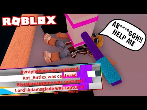 WINDING MY FRIENDS UP TO THE MAX !!! - Roblox Flee The Facility