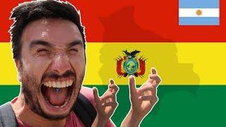 Lo mas RARO de BOLIVIA y los bolivianos , según un argentino PARTE 1