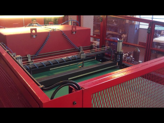 Chiesa TTM Belt Automatic Die Cutting Press