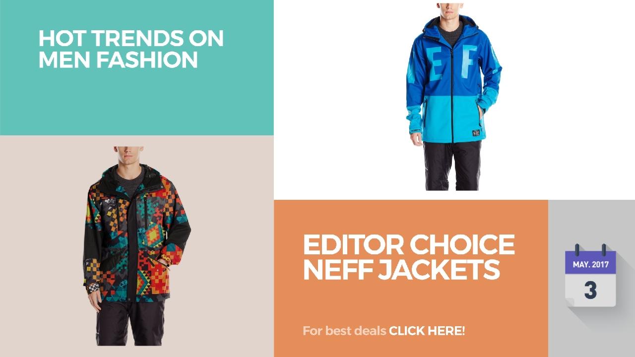 2e6c37fb4b7 Editor Choice NEFF Jackets Hot Trends On Men Fashion - YouTube