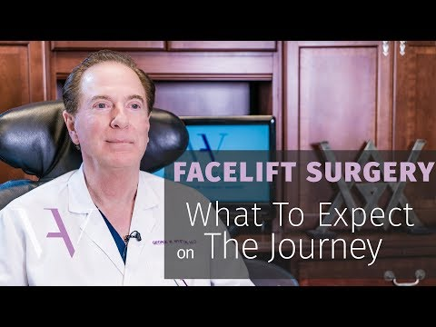 What to Expect When Getting a Facelift: The Cosmetic Surgery Journey