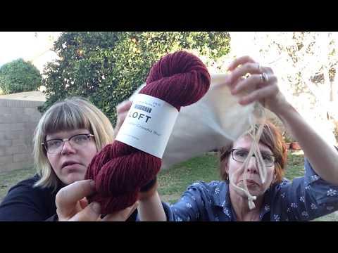 California Yarn Crawl