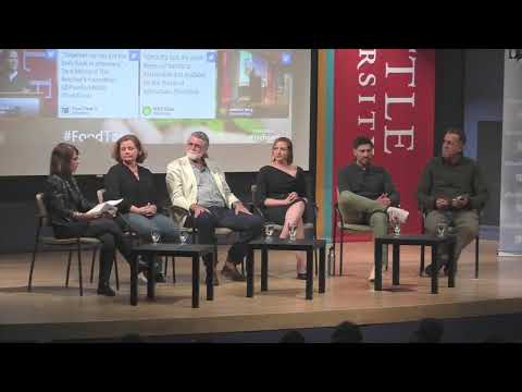Conversation: Innovations for the Future of Food moderated by Nicole Sprinkle, Seattle Weekly