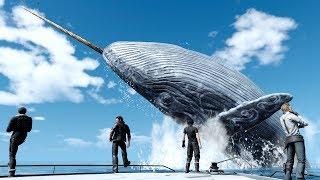 Final Fantasy XV PC - Bismarck the Sea God (4K 60fps)