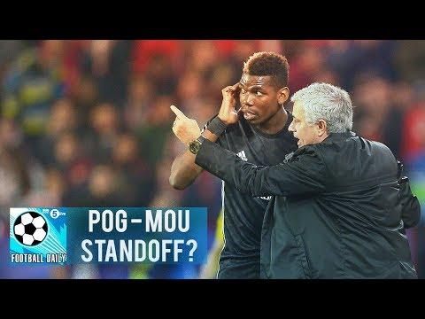 The Pogba Mourinho Standoff: Football Daily Podcast