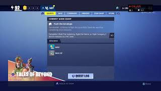 Fortnite - Unlocking The New Fiend Camo and Completing Brand New The Horde Rush Challenges!!!!!!!!!