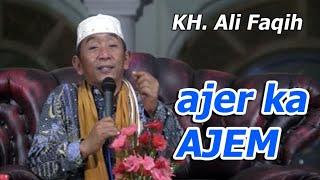 Download Mp3 Ajer Ka Ajem - Full Ceramah Kh. Ali Faqih