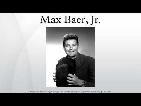 Max Baer, Jr.