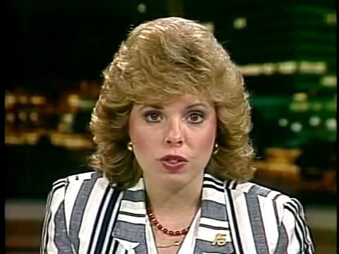 September 18, 1985 - Fort Wayne, Indiana Late Newscast (Telescoped)
