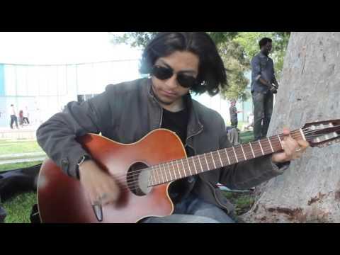 The sound of music on Cerritos College