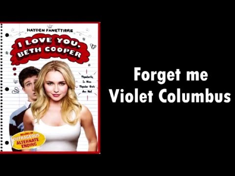 Forget Me - Violet Columbus (Subtitulos Español)