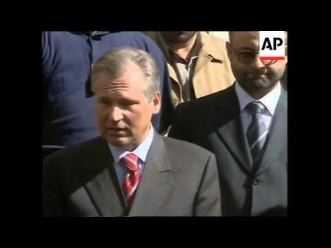 Polish president makes one-day visit to Afghanistan