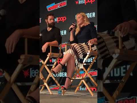 Amazon's Jack Ryan  Panel at New York Comic Con October 2017