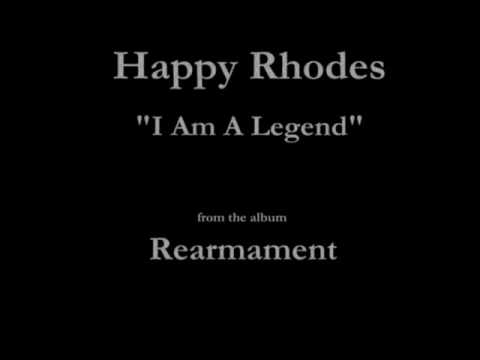 Happy Rhodes  Rearmament  03  I Am A Legend 1986