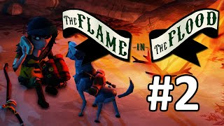 KİLİSEYE SIĞINDIM | The Flame in the Flood #2 (Türkçe)