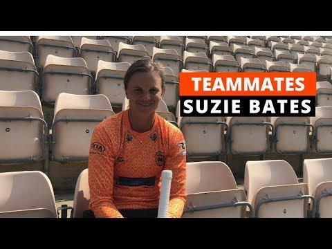Suzie Bates Cricket Teammates