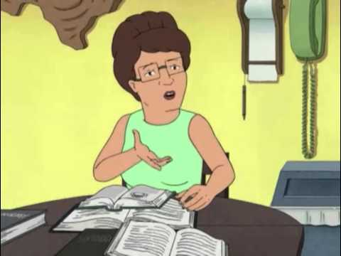 Peggy Hill - Genius