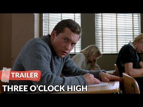 Three O'Clock High 1987   Casey Siemaszko