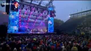 HD Culture Club Live on the BBC Edinburgh Castle Show