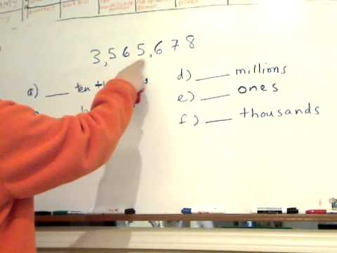 Free GED Math - Lesson 1 - Whole Number Review - Free Math ...