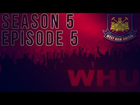 FIFA 13: West Ham Career Mode - S5E5 - Big Deals To Be Done!