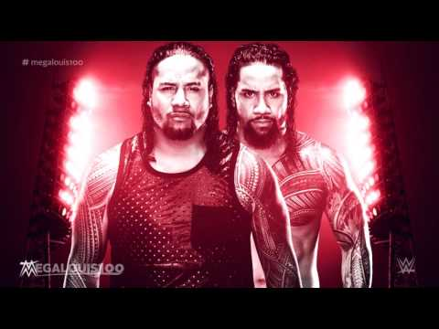 2016: The Usos 7th and NEW WWE theme song...