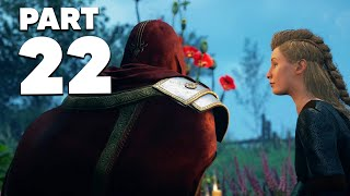 ASSASSIN'S CREED VALHALLA Gameplay Walkthrough Part 22 - EIVOR & ESTRID ❤️ (Essex)