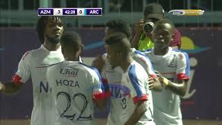Azam TV - ASFC; MAGOLI YOTE: AZAM FC 4-0 AREA C UNITED