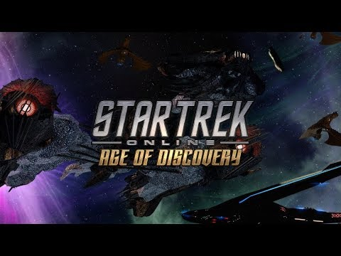 Let's Play Age Of Discovery! | Star Trek Online | Uncut Live Stream Replay