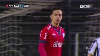 Wanderers 0:1 Nacional