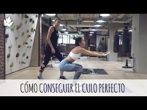 CÓMO CONSEGUIR EL CULO PERFECTO | ALEXANDRA PEREIRA