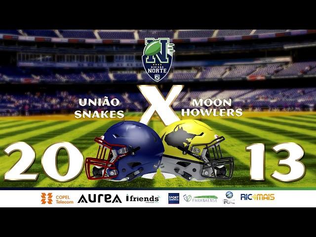 FPFA 2018 - UNIÃO SNAKES 20 X 13 MOON HOWLERS
