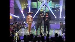 Yo soy VICENTE FERNANDEZ Y JUAN GABRIEL peruano 22/05/2013 peru - Yo soy mayo 21 - yo soy