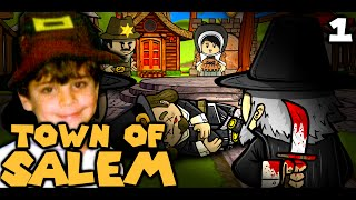 Nathan Drake Vs Indiana Jones (The Derp Crew: Town of Salem - Part 1)