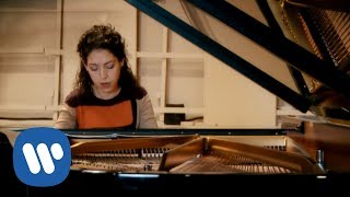 Beatrice Rana records Bach: The Goldberg Variations (Aria) BWV 988