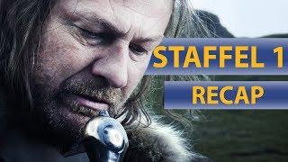Game of Thrones Rückblick - Das passiert in Staffel 1 | Moviepilot Recap