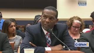 Burgess Owens Suggests Democratic Party Pay Reparations