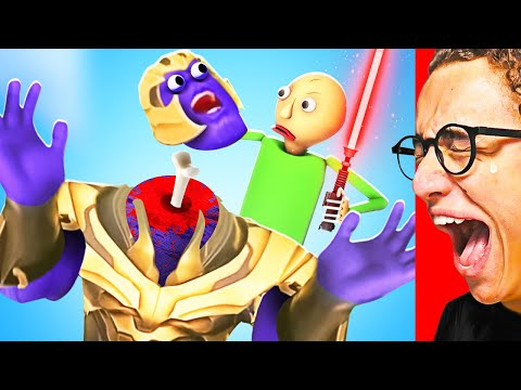 These Are The BEST Video Game Animations On YouTube!!