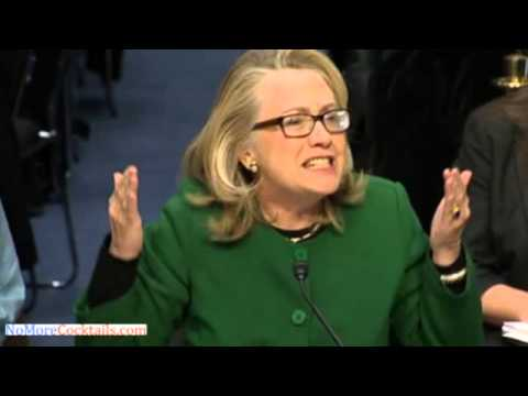 """Hillary Clinton: """"Most Important Thing I Did Was Help Restore America"""