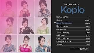 Top Hits -  Kumpulan Lagu Hits Dangdut Koplo Akustik