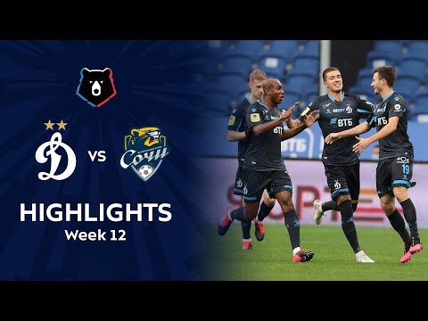 Highlights Dynamo vs