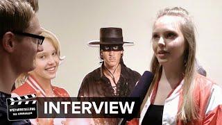 "Interview mit Lina Larissa Strahl zum Film ""Bibi & Tina - Voll verhext!"""