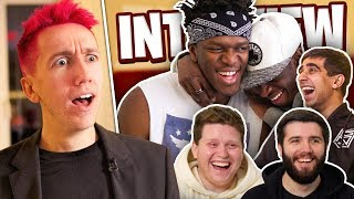 SIDEMEN: ONE WORD INTERVIEWS