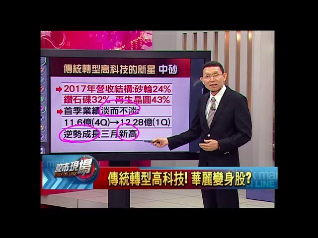 【股市現場-非凡商業台鄭明娟主持】20180412part.8(劉坤錫)